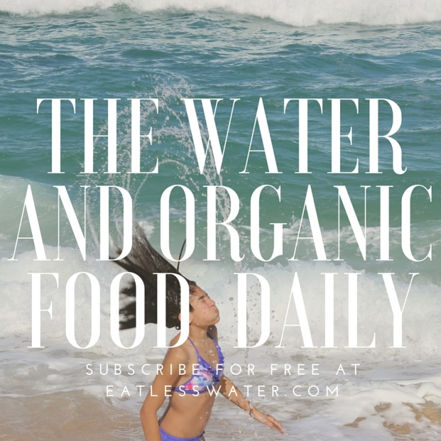 The Water and Organic Food Daily