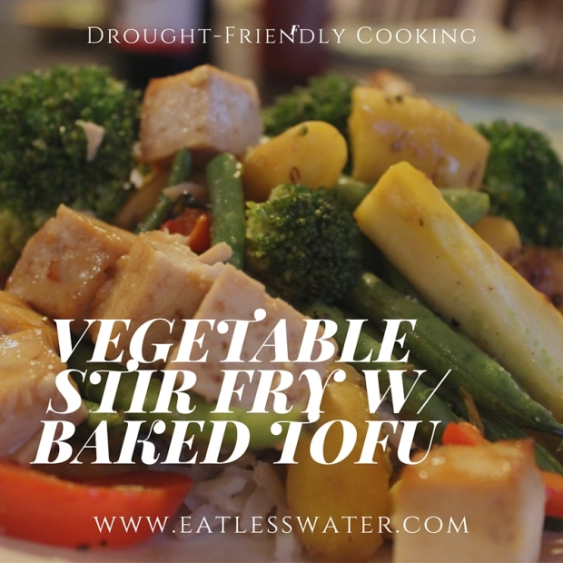 Drought-Friendly Cooking