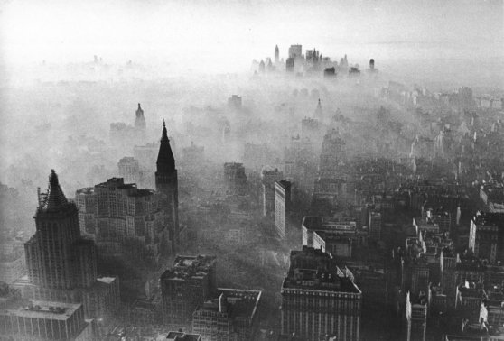 manhattan-smog