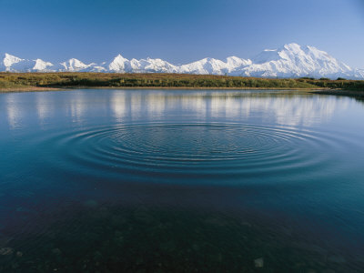 reid-rich-lake-reflection-of-mount-mckinley-and-alaska-range-ripple-on-pond